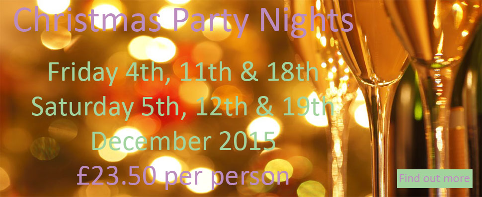 Old Quay House Christmas Party Nights