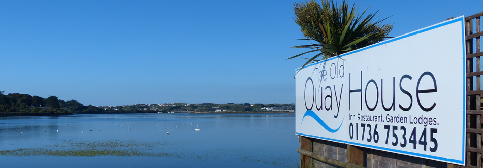 Old Quay House and Estuary