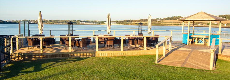 Azura Deck Waterside Venue