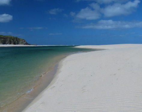 Hayle Estuary Beach