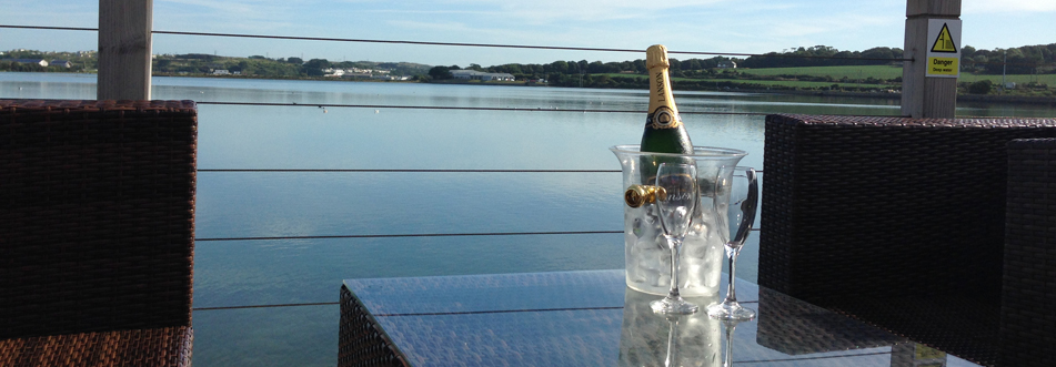 Champagne on the Estuary