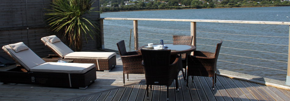 Kingfisher Private Decking