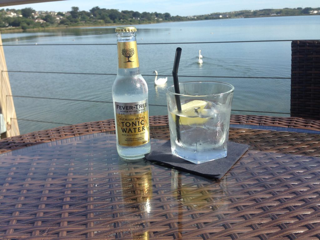 Gin and Tonic by the Estuary