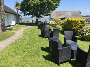 Seating Outsode Lodges