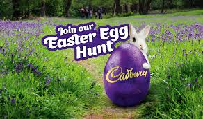 Trengwainton Cadburys Easter Egg Hunt