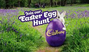Trengwainton Cadburys Easter Egg Hunt