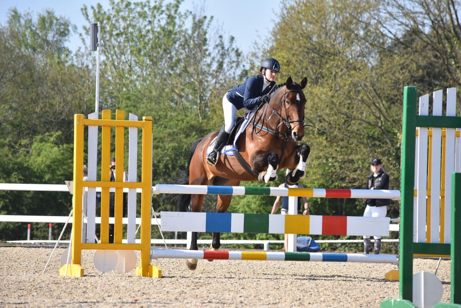 Maddy Cameron Show Jumper