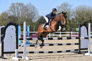 Maddy Cameron on King Harry