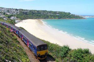 Coastal Path Train