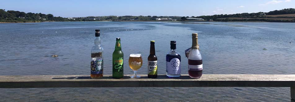Cornish Drinks