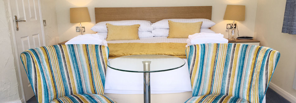 Kingfisher Lodge Superking Bed
