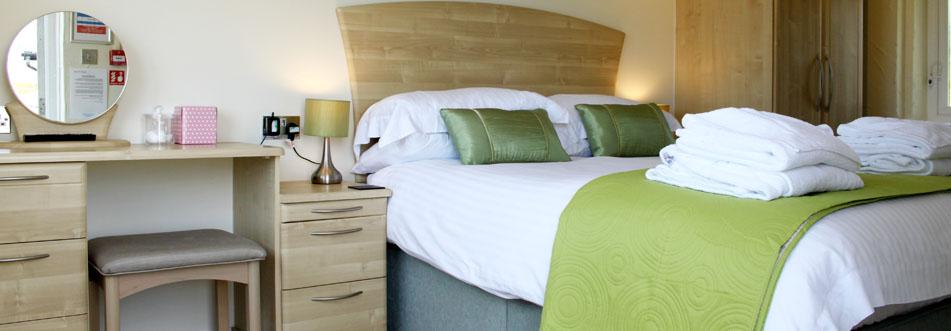 Samphire Lodge Double Bed